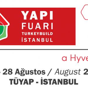 Yapı Fuarı-Turkeybuild İstanbul'un Yeni Tarihi Belirlendi