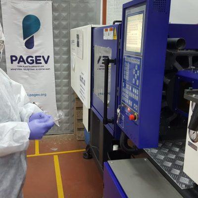 PAGEV Tek Kullanımlık Plastik Bağışlıyor