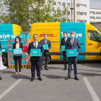 'Made in Türkiye' İnsanlık ve İyilik Hareketini Bir Adım Öteye Taşıyor