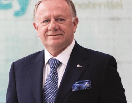 İKMİB Yönetim Kurulu Başkanı Adil Pelister ile Röportaj