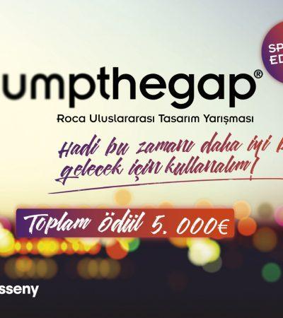 jumpthegap® Yarışması Tasarımcıları Davet Ediyor