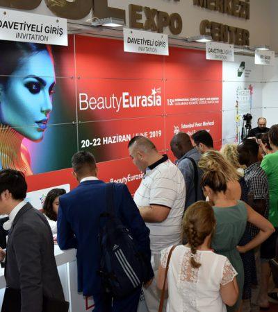 BeautyEurasia Fuarı 16-18 Haziran 2021'e Ertelendi