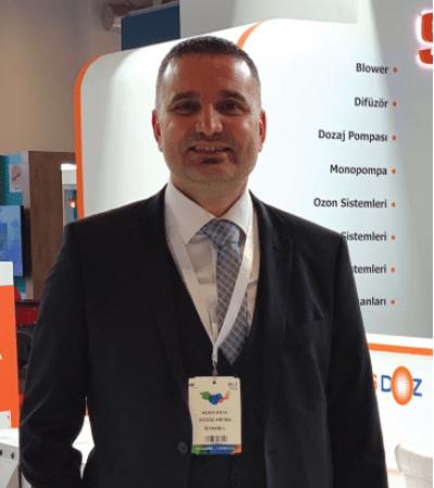 Sisdoz Satış ve Pazarlama Müdürü Aşkın Kaya ile Röportaj