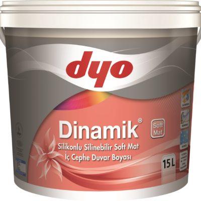 DYO'dan Yeni İç Cephe Boyası: Dinamik Soft Mat