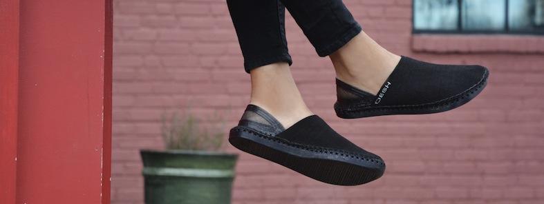 OESH® Shoes, %100 Geri Dönüştürülebilir Tabanlar Elde Edecek