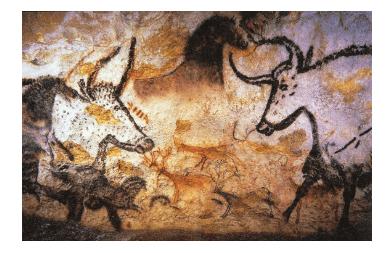 Lascaux mağarası
