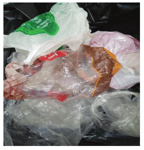 tek kullanımlık plastik torbalar
