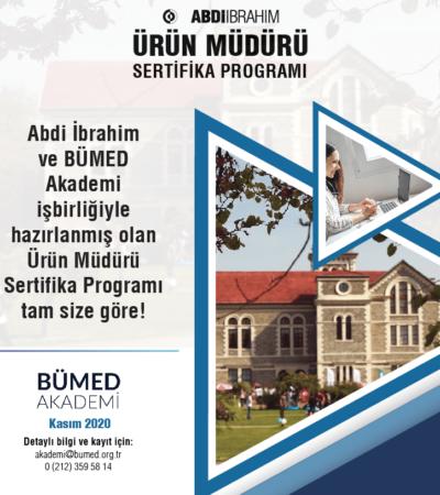 BÜMED ve Abdi İbrahim 'Ürün Müdürü Sertifika Programı'nı Hayata Geçiriyor