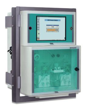 Şekil 4. 2035 Çinko-Fosfat Banyosu Online Analizör sistemi