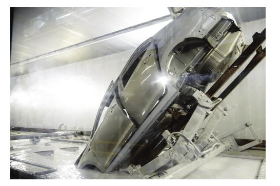 Otomotiv Sektörü-Çinko-Fosfatlama Banyolarında Online Ölçümler ve Proses İzleme