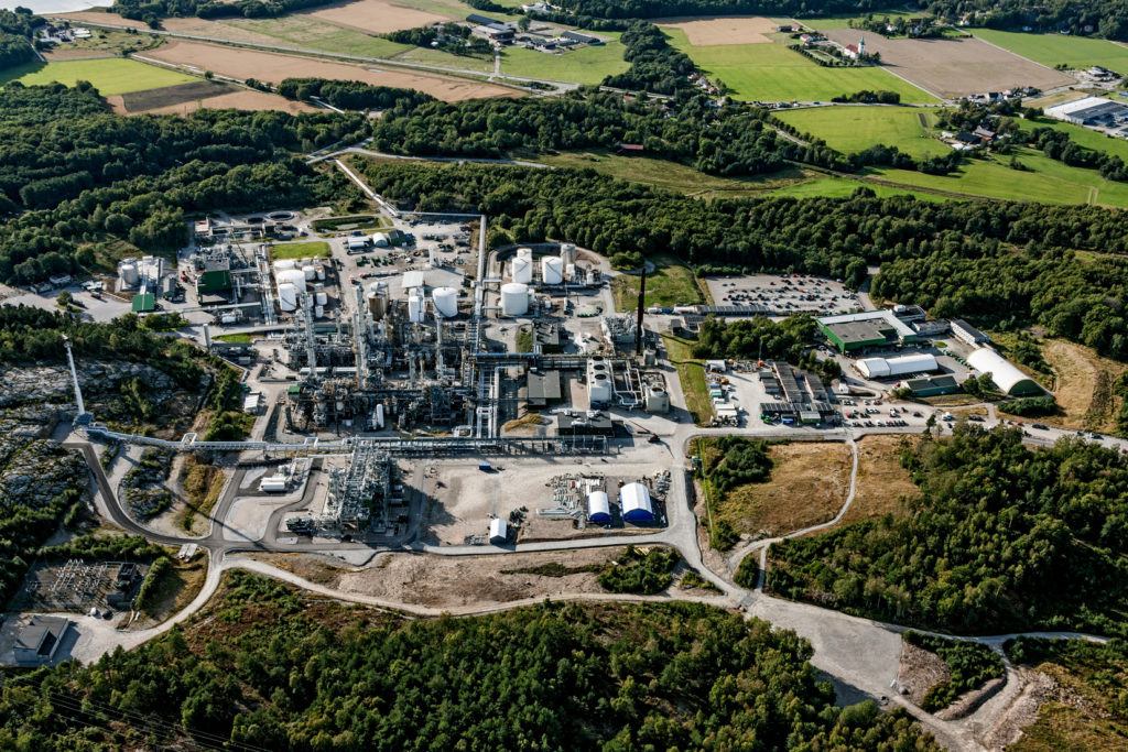 Perstorp Plan to Reduce Carbon Emission