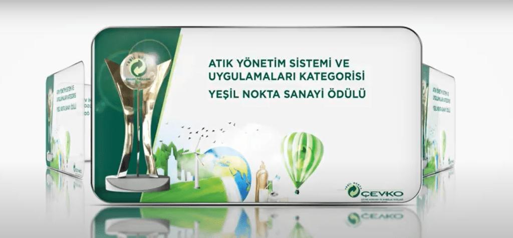Yeşil Nokta Sanayi Ödülü