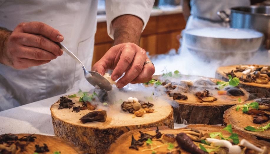 Moleküler Gastronomiyle Tanışın