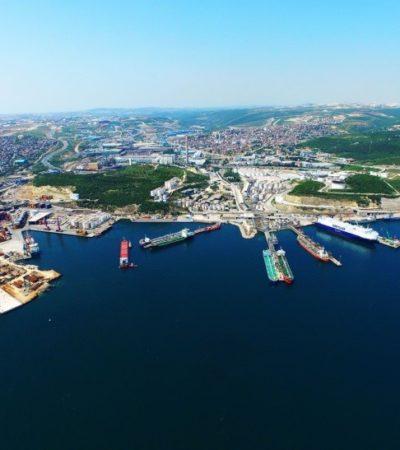 Yılport Holding, Solventaş Limanı'nı Satın Aldı