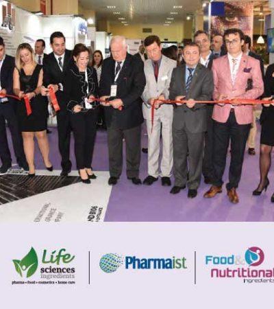 Life Sciences Ingredients 49 farklı ülkeden katılımcı ve ziyaretçilerini ağırladı…