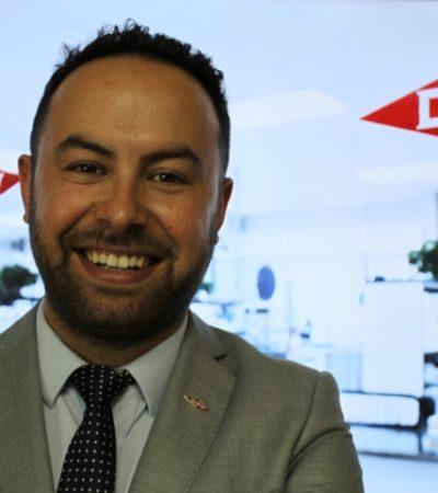 Onur Terkeşli Dow Azerbaycan ve Gürcistan Ülke Lider. atandı