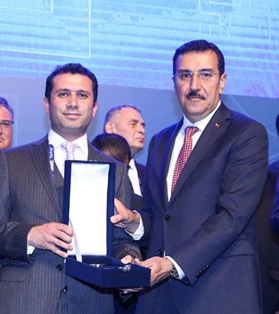 Kordsa'ya İhracat Şampiyonları Ödülü