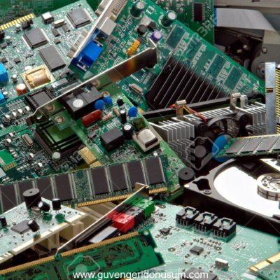 Geleceğin Madenleri: Elektronik Atıklar