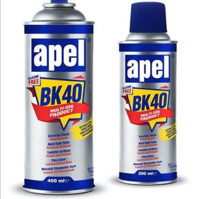 BETA Kimya'dan Yeni Çok Amaçlı Sprey: APEL BK40