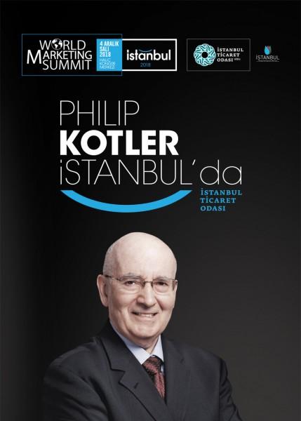 Dünya Pazarlama Zirvesi İstanbul'da Gerçekleşiyor