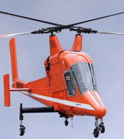 Kaman, K-MAX Helikopteri için Kompozit Pervane Kanadı Geliştiriyor