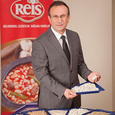 Reis Gıda Yönetim Kurulu Başkanı Sayın Mehmet Reis