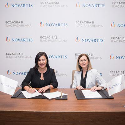 Novartis Onkoloji Türkiye ve Eczacıbaşı İlaç Pazarlama A.Ş.