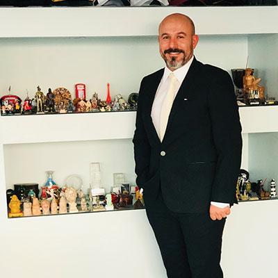 MarineLine Türkiye firmasının Genel Müdürü ve Kurucu Ortağı Sayın Kaptan Koray Karagöz