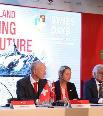 İstanbul'da İlk Kez Düzenlenecek Swiss Days 2019 Etkinliği Başlıyor