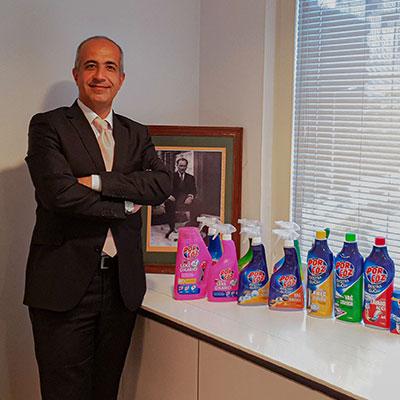 Levent Kimya Genel Müdürü Bülent Karaağaç Oldu