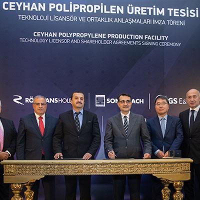 Rönesans Holding Petrokimya Üreticisi Olmaya Hazırlanıyor