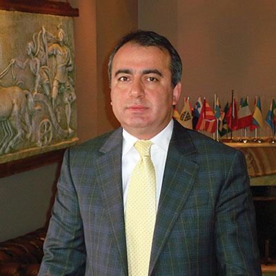 Karex'in Yönetim Kurulu Başkanı Cemil Çakar ile Röportaj