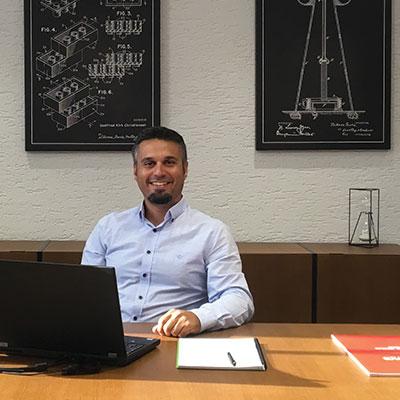 Çukurova Mühendislik'in Genel Müdürü Sertaç Çoğal ile Söyleşi