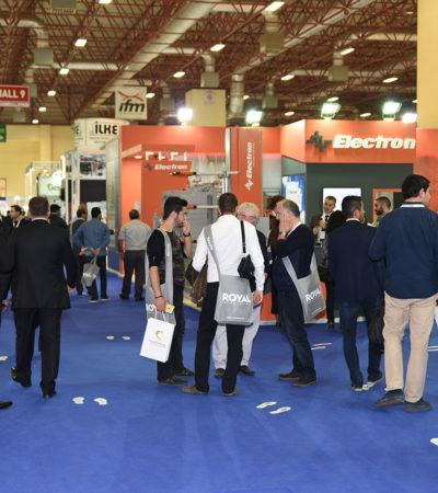 PAINTEXPO EURASIA 2019 ve SURTECH EURASIA 2019 Fuarları için Geri Sayım Başladı