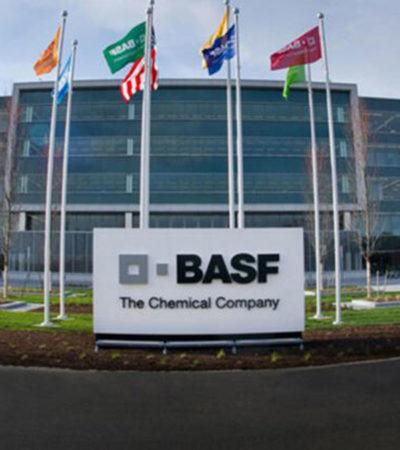 BASF 'ten Önemli Adım