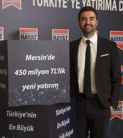 Hayat Kimya, Türkiye'deki Yatırımlarına Devam Ediyor