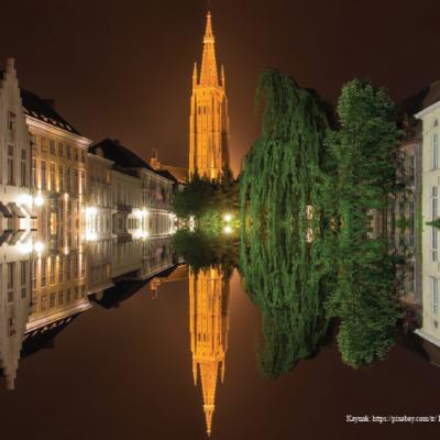 Batı Avrupa'da Endüstrinin Kalbi: Belçika
