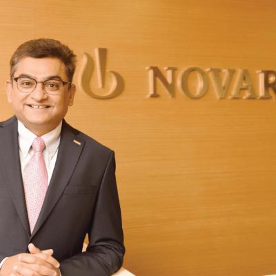 Novartis Türkiye Genel Müdürü Avinash Potnis ile Röportaj