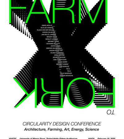 """From Farm to Fork"" Konferansı Gerçekleşti"