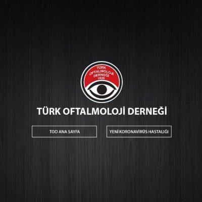Türk Oftalmoloji Derneği, Koronavirüs Bilgilendirme Web Sayfası Hazırladı