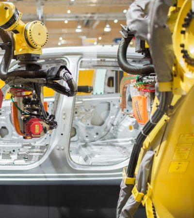 İnsan-robot işbirliği otomotiv sektörünü geleceğe taşıyor