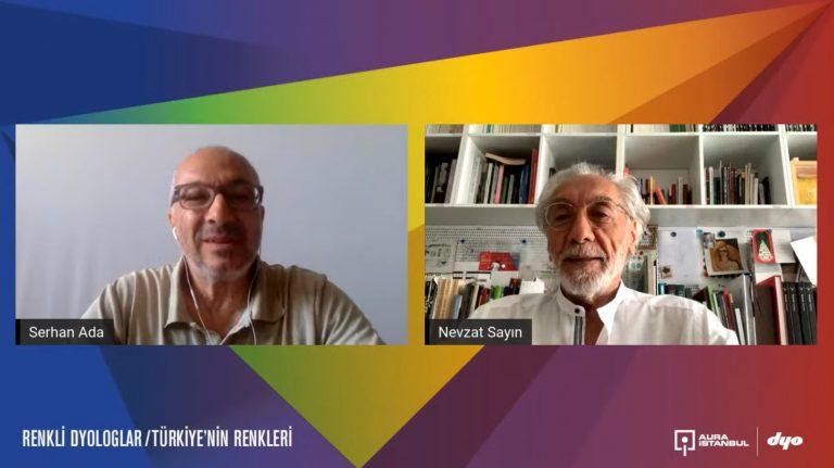 'Renkli DYOloglar'a Ünlü Mimar Nevzat Sayın Konuk Oldu
