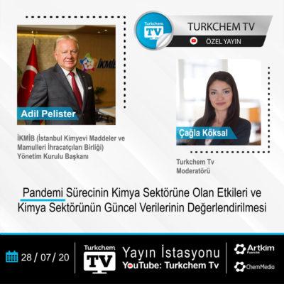 TURKCHEM TV'nin İlk Youtube Videosu Yarın Kanalımızda!