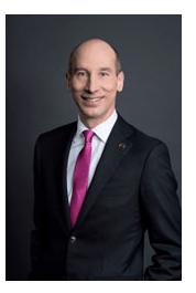 Covestro, Mali İşler Müdürü Dr. Thomas Toepfer ile Sözleşmesini Uzattı