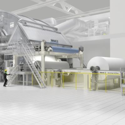 Hayat Kimya'nın Rusya'daki Yeni Yatırımı için Tercihi Valmet
