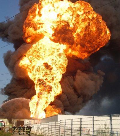 Türkiye'deki Fabrika Yangınları 500 Milyon TL'ye Mal Oluyor