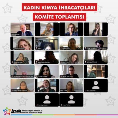 """İKMİB, """"Gençlik Komitesi ve Kadın İhracatçıları Komitesi"""" Kurdu"""