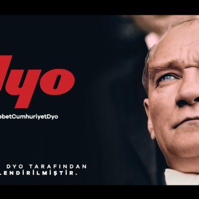 DYO, Cumhuriyet'in 10.Yıl Filmini Yapay Zeka ile Renklendirdi