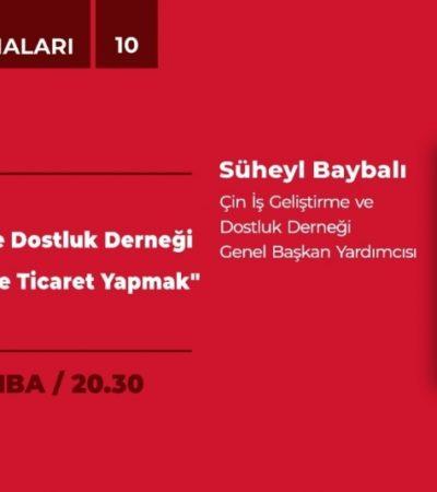 TÜYİDER'in Yeni WEBINAR Etkinliği 21 Ekim'de Gerçekleşecek