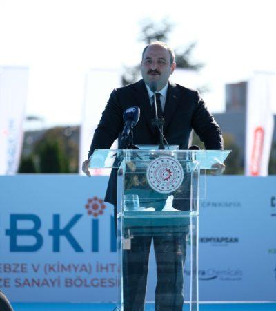 GEBKİM'de 1 Milyar 200 Milyon Liralık 6 Yatırım